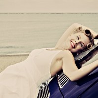 Vintage Pin-up Shoot